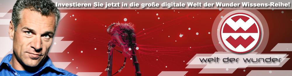BIO @ Bio-News-Net | Die große digitale WELT DER WUNDER Wissensreihe