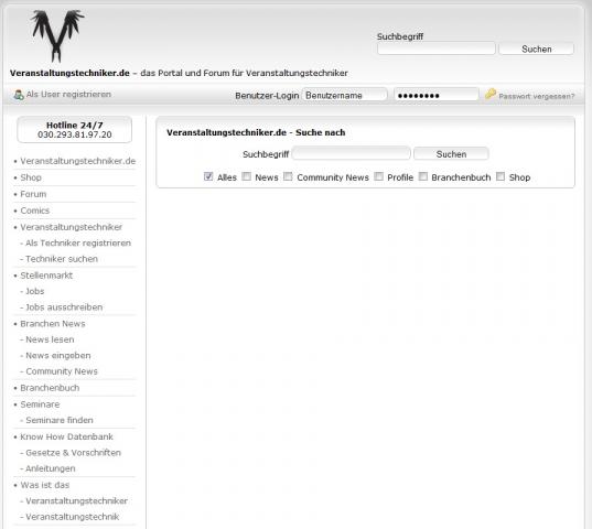 Berlin-News.NET - Berlin Infos & Berlin Tipps | Veranstaltungstechniker.de - Eventelligence ltd.