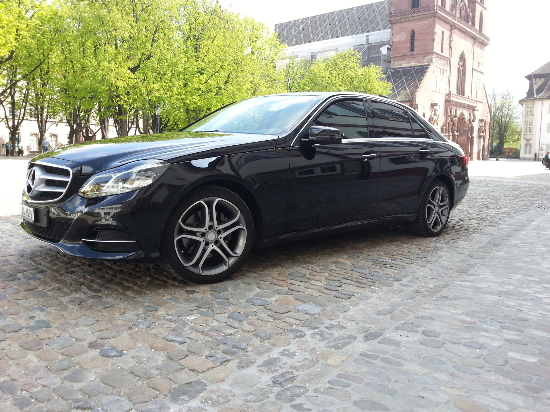 Limousinenservice Basel