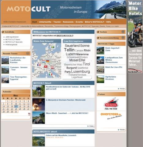 Hotel Infos & Hotel News @ Hotel-Info-24/7.de | MOTOCULT