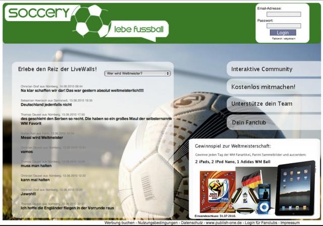 Chat News & Chat Infos @ Chats-Central.de | Publish One UG (haftungsbeschränkt)