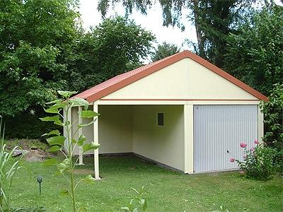 Fertighaus, Plusenergiehaus @ Hausbau-Seite.de | Exklusiv-Garagen GmbH & Co. KG