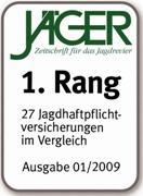 Landwirtschaft News & Agrarwirtschaft News @ Agrar-Center.de | Foto: Testsiegel der Zeitschrift >>Jäger<<.