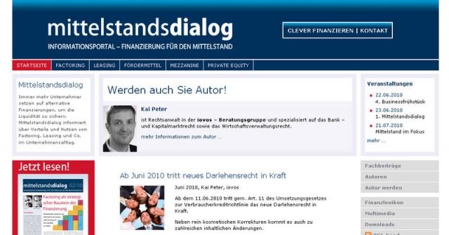 Dresden-News.NET - Dresden Infos & Dresden Tipps | Vantargis Factoring GmbH