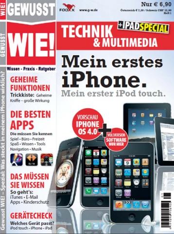 Tablet PC News, Tablet PC Infos & Tablet PC Tipps | Gewusst WIE! - Magazin