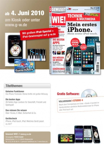 App News @ App-News.Info | Gewusst WIE! - Wissen - Praxis - Ratgeber - Multimedia&Technik