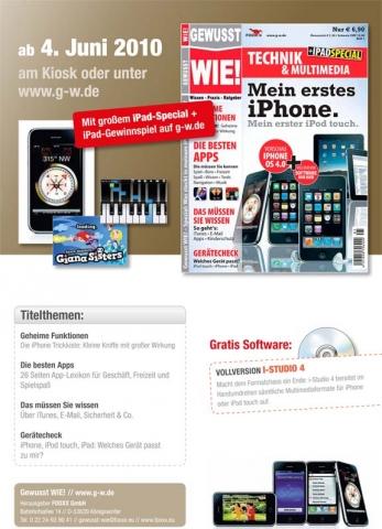 Notebook News, Notebook Infos & Notebook Tipps | Gewusst WIE! - Wissen - Praxis - Ratgeber - Multimedia&Technik