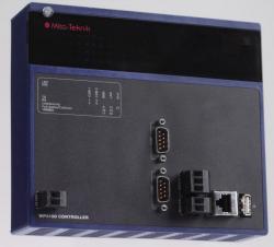 Alternative & Erneuerbare Energien News: Foto: Der WP4100 Controller von Mita-Teknik.