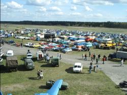 Ost Nachrichten & Osten News | Foto: Das Gelände des Luftfahrtmuseums Finowfurt mit zugelassener Runway für Flugzeuge bis A 320!.