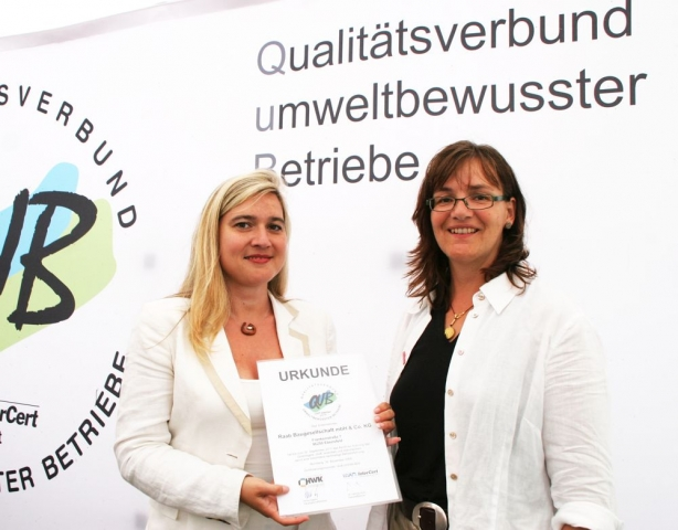 Fertighaus, Plusenergiehaus @ Hausbau-Seite.de | RAAB Baugesellschaft mbH & Co. KG