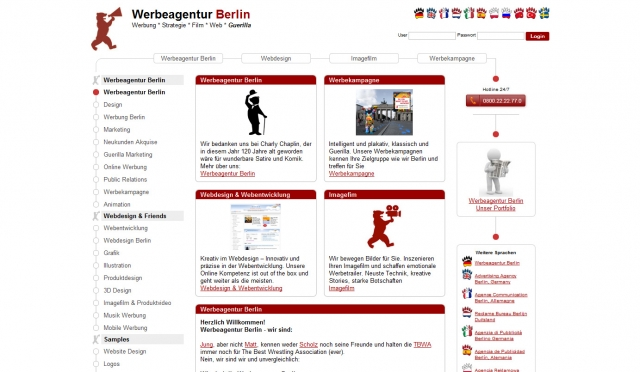 Europa-247.de - Europa Infos & Europa Tipps | Werbeagentur Berlin