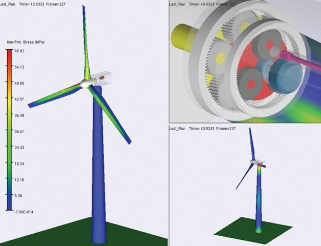 Alternative & Erneuerbare Energien News: MSC.Software
