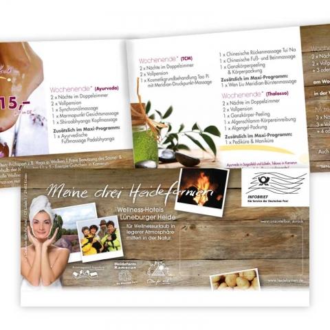 Hotel Infos & Hotel News @ Hotel-Info-24/7.de | Meine drei Heidefarmen - Wellnesshotels Lüneburger Heide