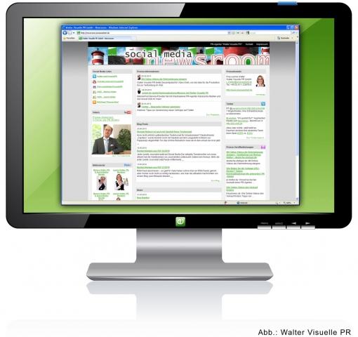 CMS & Blog Infos & CMS & Blog Tipps @ CMS & Blog-News-24/7.de | Walter Visuelle PR GmbH