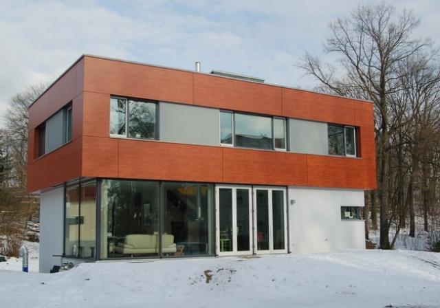 Fertighaus, Plusenergiehaus @ Hausbau-Seite.de | Ziegelwerke Leipfinger-Bader KG