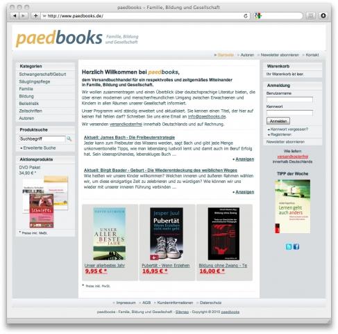 paedbooks