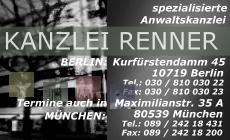 SeniorInnen News & Infos @ Senioren-Page.de | Foto: Kanzlei Renner Berlin.