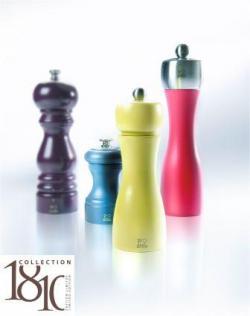 Paris-News.de - Paris Infos & Paris Tipps | Foto: Die PEUGEOT-Jubiläumskollektion - tradtionelle Modelle in modernen Farben.