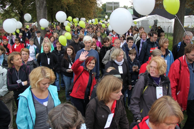 Berlin-News.NET - Berlin Infos & Berlin Tipps | ECCO Walkathon Sekretariat