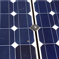 Alternative & Erneuerbare Energien News: Foto: Konzept Nachhaltigkeit - Photovoltaik.