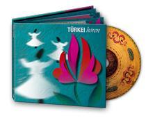 Muslim-Portal.net - News rund um Muslims & Islam | Islam & Muslim Seite - Foto: Hörbuch-Cover Türkei hören, Grafik: Roswitha Rösch, Silberfuchs-Verlag.