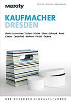 Ost Nachrichten & Osten News | Ost Nachrichten / Osten News - Foto: telbild der aktuellen Ausgabe Maxity Kaufmacher Dresden 2009/10.
