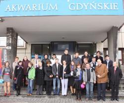 Ost Nachrichten & Osten News | Ost Nachrichten / Osten News - Foto: Partner des Projektes BalticMuseums 2.0 während des Treffens in Gdynia, Polen.