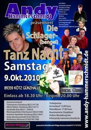 Tickets / Konzertkarten / Eintrittskarten | Jäntsch Promotion