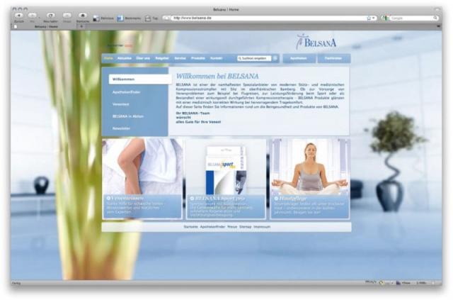 Medien-News.Net - Infos & Tipps rund um Medien | BELSANA Medizinische Erzeugnisse