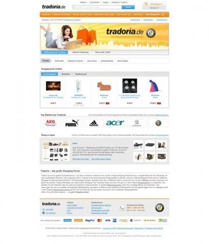 Shopping -News.de - Shopping Infos & Shopping Tipps | Tradoria GmbH