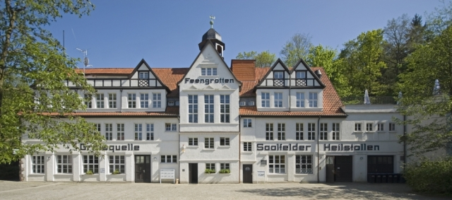 Medien-News.Net - Infos & Tipps rund um Medien | Saalfelder Feengrotten und Tourismus GmbH