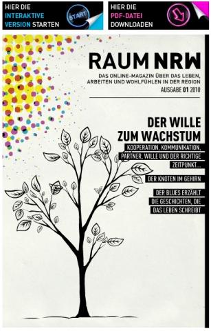 Podcasts @ Open-Podcast.de: RAUM NRW Agentur für kreative Medien