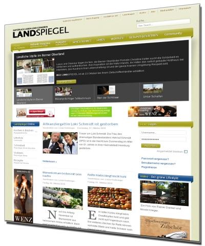 Europa-247.de - Europa Infos & Europa Tipps | LANDSPIEGEL-natürlich leben und genießen-Webportal