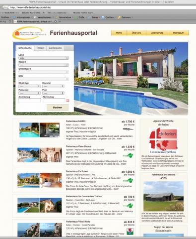 Restaurant Infos & Restaurant News @ Restaurant-Info-123.de | Ferienhausverband VDFA
