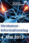 Forum News & Forum Infos & Forum Tipps | 32. Hirntumor-Informationstag in Frankfurt