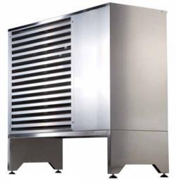 Neue Produkte @ Produkt-Neuheiten.Info | Foto: Die patentrechtlich geschützte Hybrid-Wärmepumpe zeichnet sich durch eine Kombination von Luft-Wasser und Sole-Wasser Wärmepumpe aus.