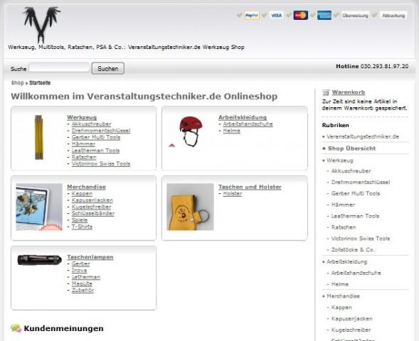 Berlin-News.NET - Berlin Infos & Berlin Tipps | Veranstaltungstechniker.de