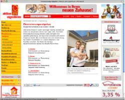 Fertighaus, Plusenergiehaus @ Hausbau-Seite.de | Foto: Umfassend und übersichtlich: der Finanzierungs-Ratgeber der Aktion pro Eigenheim / Foto: www.aktion-pro-eigenheim.de.