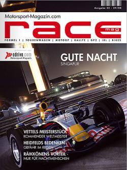 Ost Nachrichten & Osten News | Foto: Motorsport-Magazin.com RACEmag - Singapur-Ausgabe erschienen.