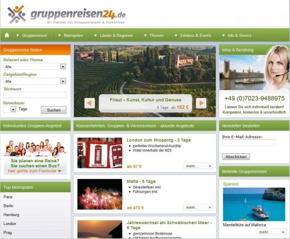 Frankreich-News.Net - Frankreich Infos & Frankreich Tipps | Gruppenreisen24 GmbH