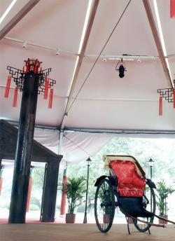 Ost Nachrichten & Osten News | Ost Nachrichten / Osten News - Foto: Auch ein Stück chinesischer Kultur: Die Rikscha. (Quelle: Archivbild Losberger).