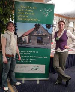 Landwirtschaft News & Agrarwirtschaft News @ Agrar-Center.de | Agrar-Center.de - Agrarwirtschaft & Landwirtschaft. Foto: Die AVA-Eventmanagerinnen freuen sich auf die AVA-Jahrestagung im März in Göttingen.