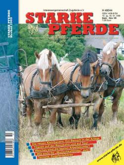 Landwirtschaft News & Agrarwirtschaft News @ Agrar-Center.de | Agrar-Center.de - Agrarwirtschaft & Landwirtschaft. Foto: Starke Pferde Ausgabe 51.