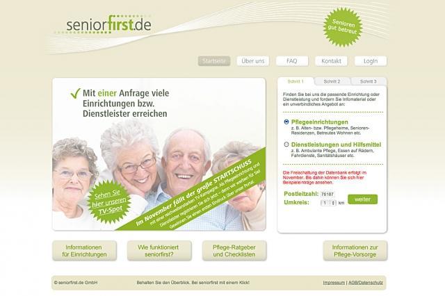 SeniorInnen News & Infos @ Senioren-Page.de | seniorfirst GmbH
