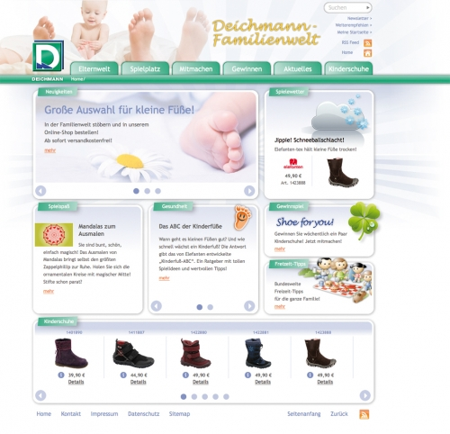 Berlin-News.NET - Berlin Infos & Berlin Tipps | DEICHMANN SE