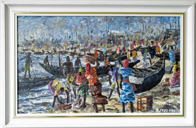 Afrika News & Afrika Infos & Afrika Tipps @ Afrika-123.de | Galerie: www.MyAfricanPainting.de