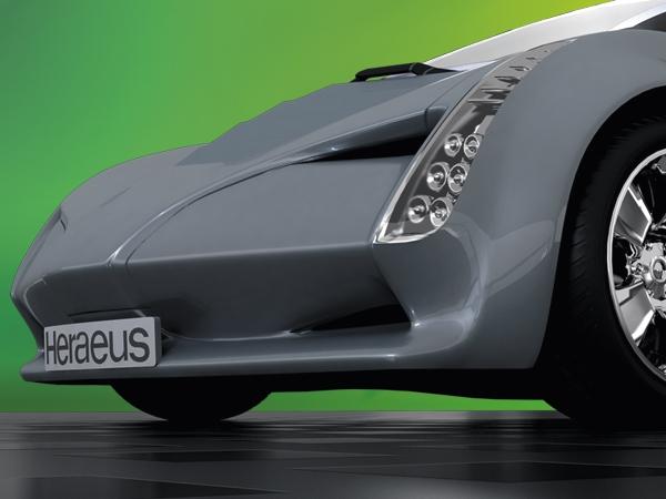 Auto News | W. C. Heraeus