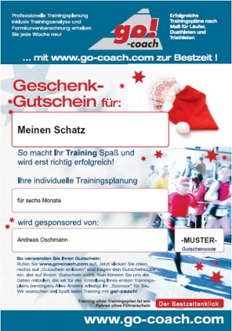 Gutscheine-247.de - Infos & Tipps rund um Gutscheine | Go!-Coach GmbH