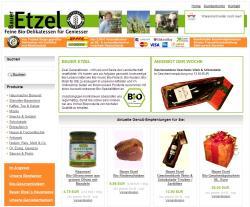 Einkauf-Shopping.de - Shopping Infos & Shopping Tipps | Lebensmittel-Page.de - rund um Ernährung, Nahrungsmittel & Lebensmittelindustrie. Foto: Homepage www.Bauer-Etzel-Shop.de.