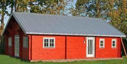 Landwirtschaft News & Agrarwirtschaft News @ Agrar-Center.de | Foto: Eine Scheune oder Halle kann auch sehr hübsch aussehen! Kundenbild weicht vom Standard ab!